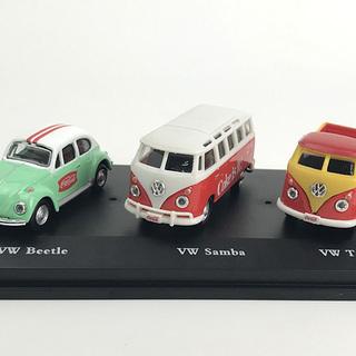 VW ギフトセット 1962サンバ &1966ビートル &196...