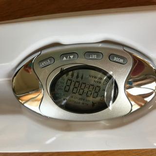 体脂肪計付歩数計  未使用