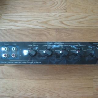 DS-5 AKAI  テープデッキセレクター
