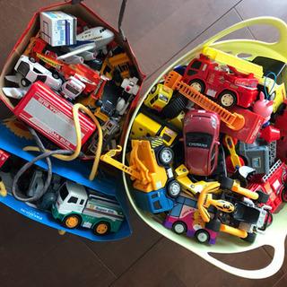 ミニカー 幼児用おもちゃ 大量処分
