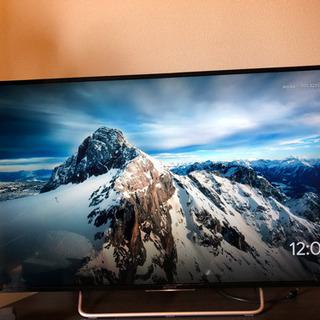 液晶テレビ SONY 49インチ kj-48w700c