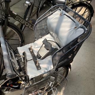 自転車の子供載せる座席?