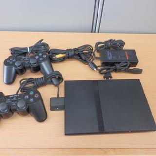 PayPay対応 動作OK PS2 薄型 SCPH-70000 ...