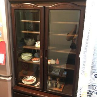 食器棚 幅80