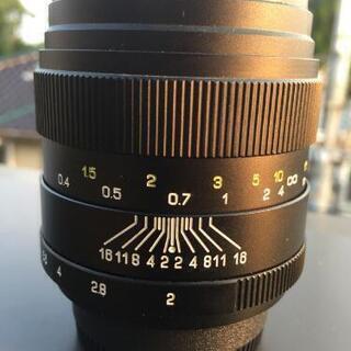 ZHONGYI CREATOR 35mm F2.0