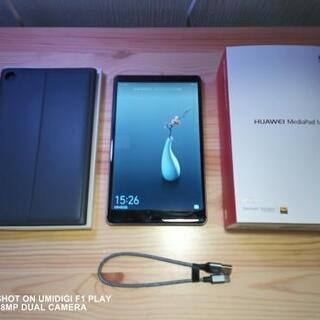 【8/8以降のお取引】Huawei Mediapad m5Wif...