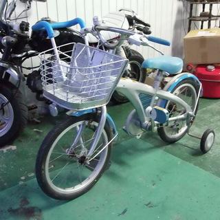 ☆ブリジストン 車両整備しました。 はじめの自転車用です。子供用...