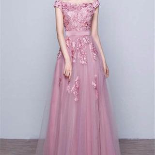【値下げ】ドレス Sサイズ ピンク