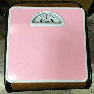 #2567 YAMATO E型ヘルスメーター 体重計 ピンク