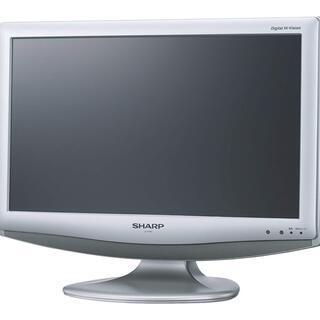 シャープ 18V型 液晶 テレビ AQUOS LC-H1851 ...