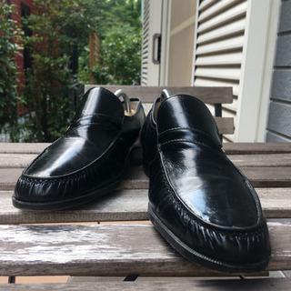 値下げ  Marelliの高級革靴です。
