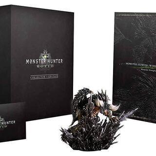 モンスターハンター:ワールド コレクターズ・エディション PS4版