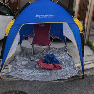 サンシェードテント