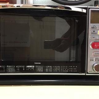 東芝 石窯オーブン ER-F6(S) 2008年製