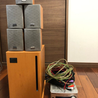 ONKYO PR-155X サラウンドセット 交渉中