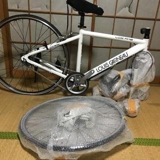 【新品未使用】ルイガノの自動変速自転車LGS RA8