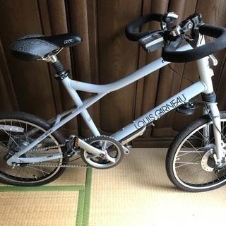 【新品未使用】ルイガノの自動変速自転車LGS MV8を譲ります。