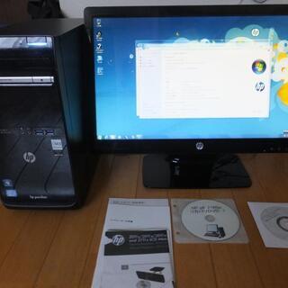 【10000円(50%)値下げ】HP p6-2160jp PC&...