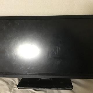 22型デジタルフルハイビジョン液晶テレビ