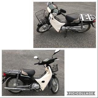 商談中 スーパーカブ aa04 50cc インジェクション