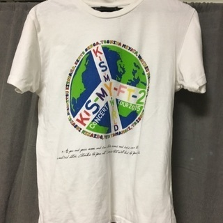 KIS-MY-WORLD 2015 キスマイワールド Tシャツ