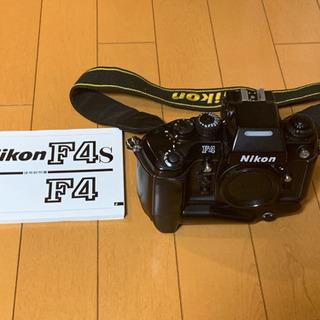 [値下げしました10000円→8000円]ニコン F4s MF-...
