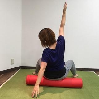 ♪朝活ピラティス♪〜正しい姿勢を手に入れ、身体の歪み・痛みを改善...