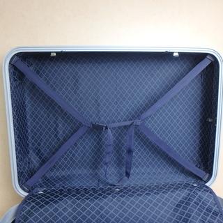 キャリーバック ブラック 鍵付き スーツケース キャリーケース トランクケース メンズ レディース 黒 旅行 大きサイズ ガラガラ タイヤ 付き 中古 宮城 - 売ります・あげます