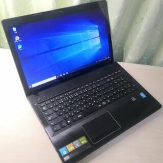 Lenovo ノートパソコン G510 15.6インチ