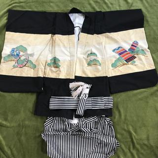 七五三  着物  羽織  袴