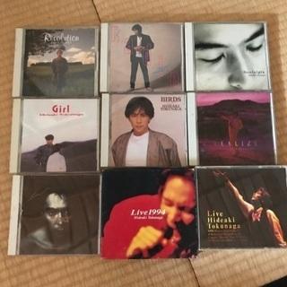徳永秀明CD