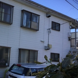 JR東海道線茅ヶ崎駅徒歩22分2Kアパート、早い者勝ち! 初期費...