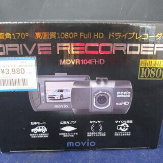 ナガオカ ドライブレコーダー MDVR104FHD