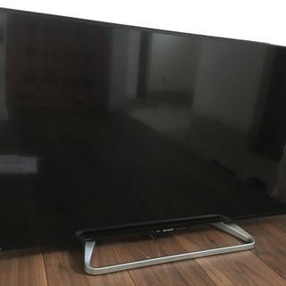 SHARP 40型 TVジャンク品 再投稿