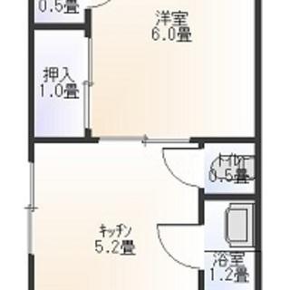 丸ノ内線 東高円寺駅5分 1K 23㎡ 2階角部屋  即入居可能