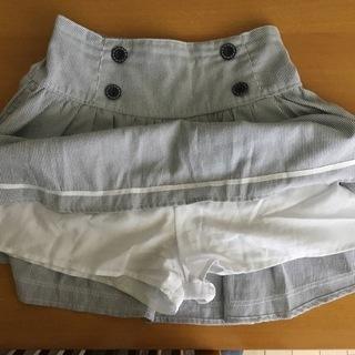子ども服 スカート サイズ160