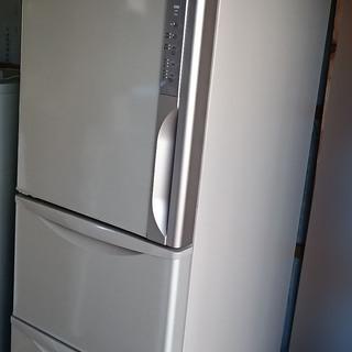 【日立】ノンフロン冷凍冷蔵庫 真空チルドルーム R-K320FVL ㉔