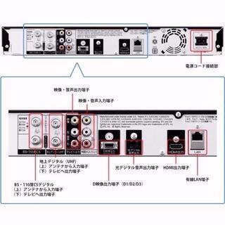 ★操作が簡単★SHARP AQUOS BD-H51★ - 家電