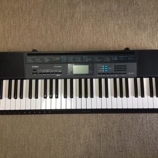 ポータブルキーボード CASIO/CTK-2550 61鍵