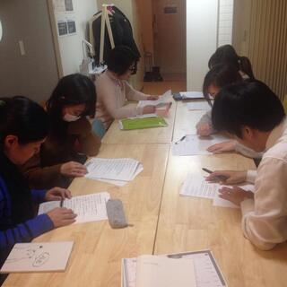 8月19日月曜日  18:30~ 大人の学び直し中学英語「…