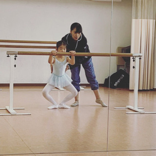 夏休みの最後にバレエをやってみませんか?