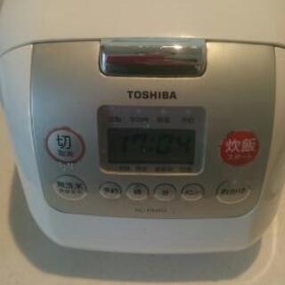 最終値下げ💴⤵⤵炊飯器TOSHIBA