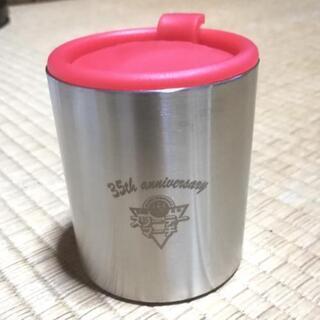 【新品】蓋付きステンレスカップ