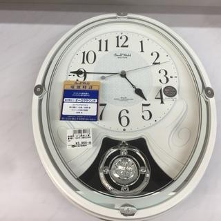 有料配送あり【トレファク入間店】リズム時計工業 掛け時計 のご紹介!