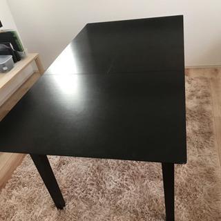 伸縮 ダイニングテーブル