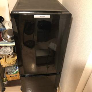 2ドア冷蔵庫 お譲りします!