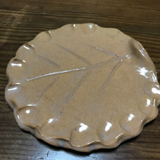 萩焼 銘々皿 6枚