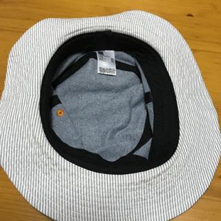 デニム帽子 GU