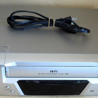 ☆三洋電機 SANYO VZ-H20 VHSレコーダー Hi-F...