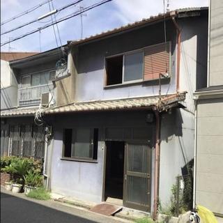 阪神なんば線「伝法駅」近くの貸家です。